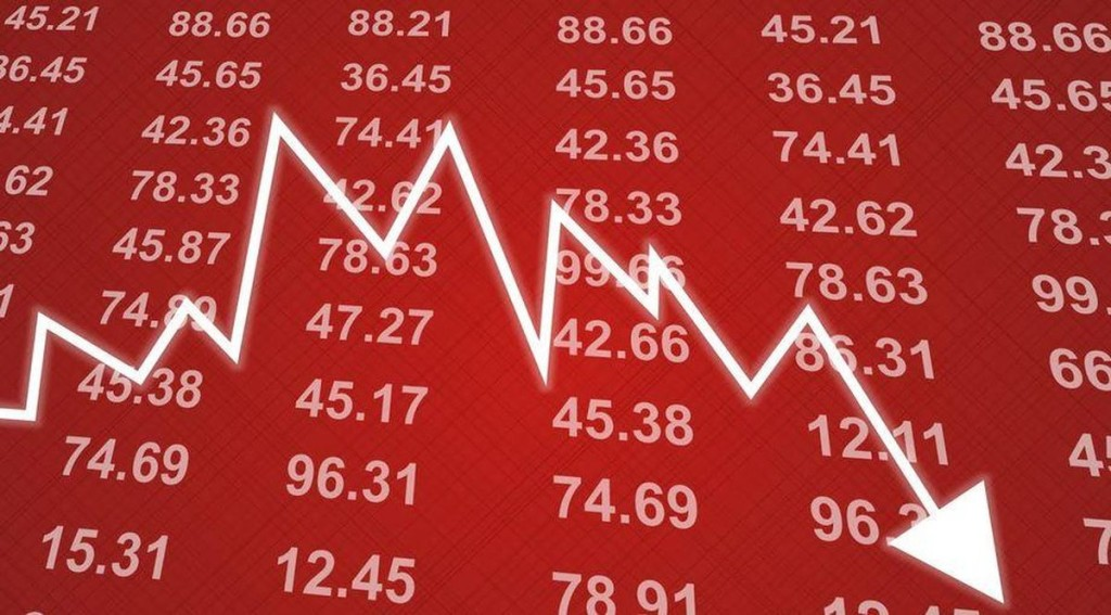 Market Update : Brutal sell-off in last hour of trade, Sensex falls 429 pts, Nifty slips below 10,250