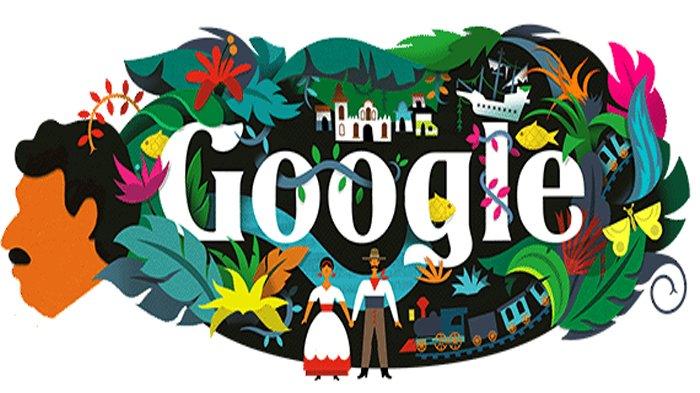 Google Doodle celebrates Gabriel Garcia Marquez 91st birthday