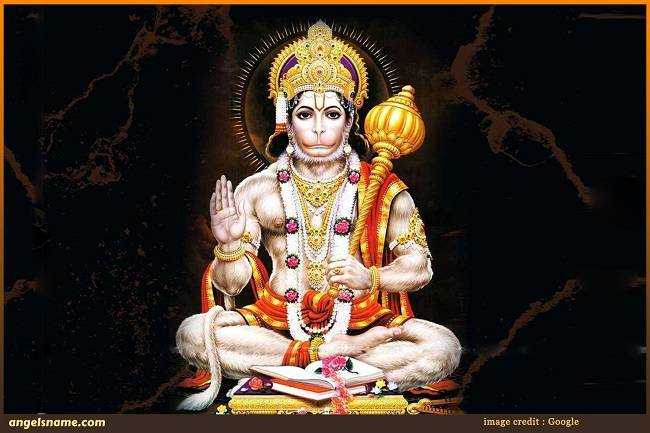 108 Lord Hanuman Names for Baby Boy with Meaning