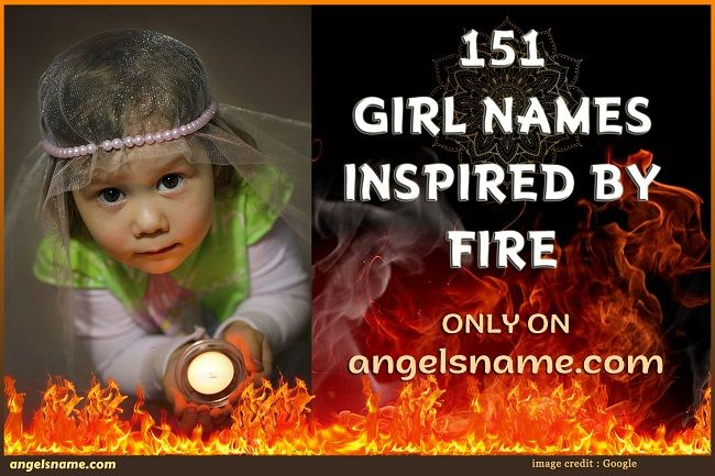 151 Hot Baby Girl Names That Mean Fire