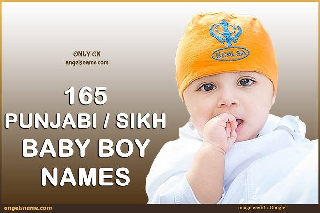 165 Elegant Sikh Baby Boy Names with Meaning