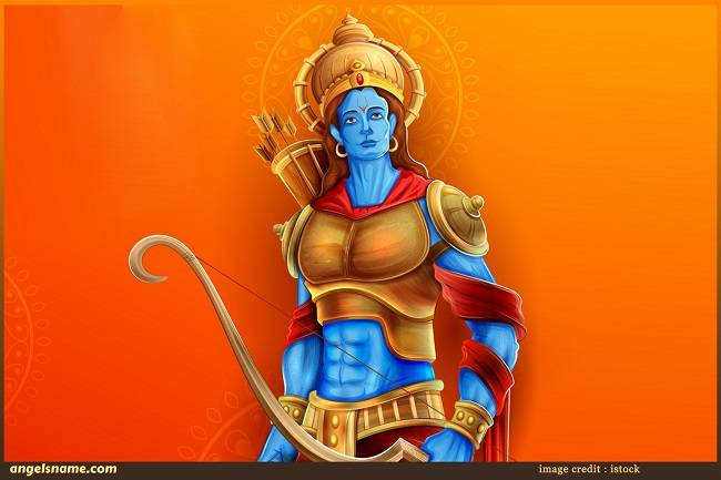 108 Unique Names of Lord Rama For Baby Boy