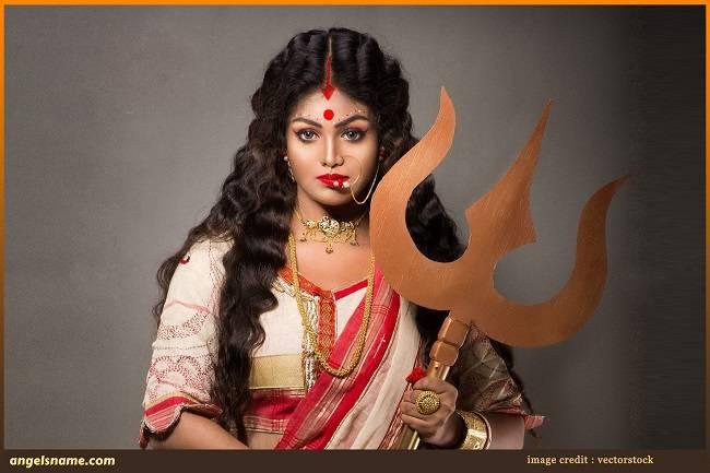 108 Unique Names of Goddess Durga For Baby Girl