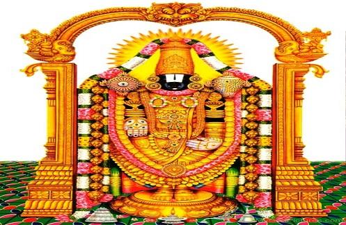 Lord-Venkateshwar